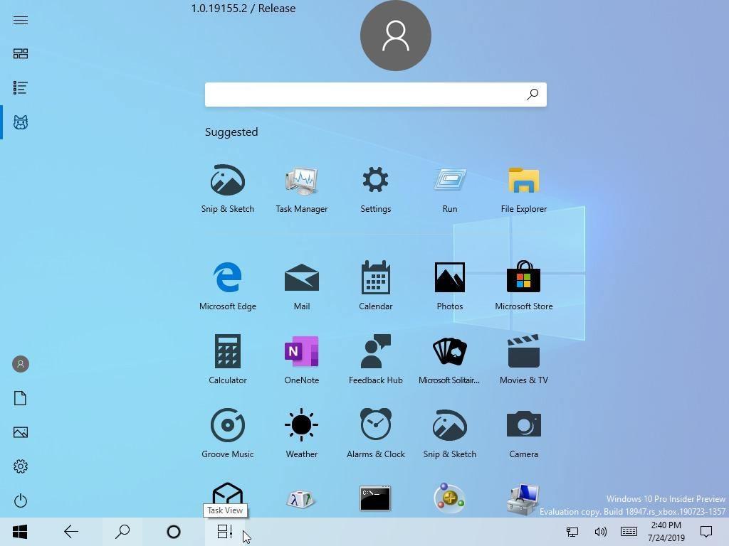 windows 10 klassisches startmenü