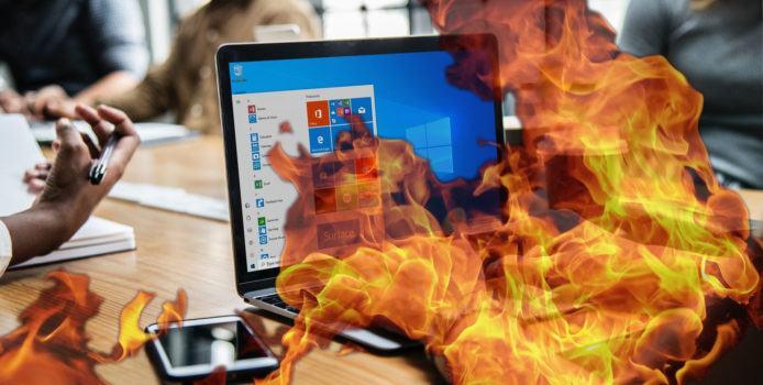 Neues Windows 10 Update verursacht wieder Bluescreens