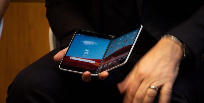 Surface Duo: Microsoft veröffentlicht Vorschau für App-Layout