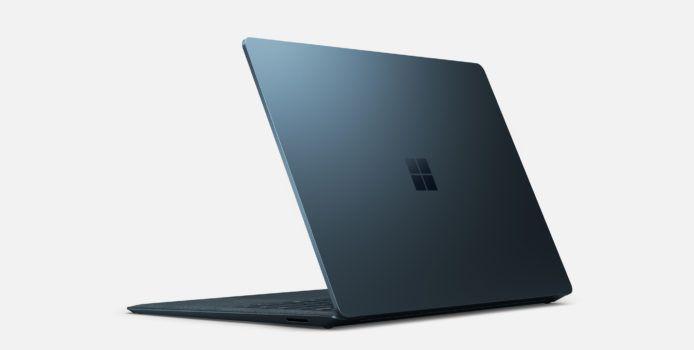 Deal: Surface Laptop 3 (blau) + Office 365 für 899 Euro