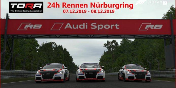 eSports – Forza 7: TORA 24 Stunden Rennen Grüne Hölle