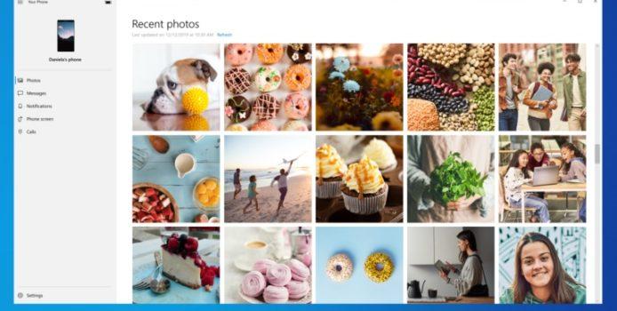 Ihr Smartphone App synchronisiert bald letzte 2.000 Fotos