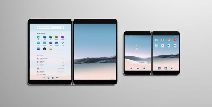 Microsoft veröffentlicht Dual-Screen SDK für Surface Duo