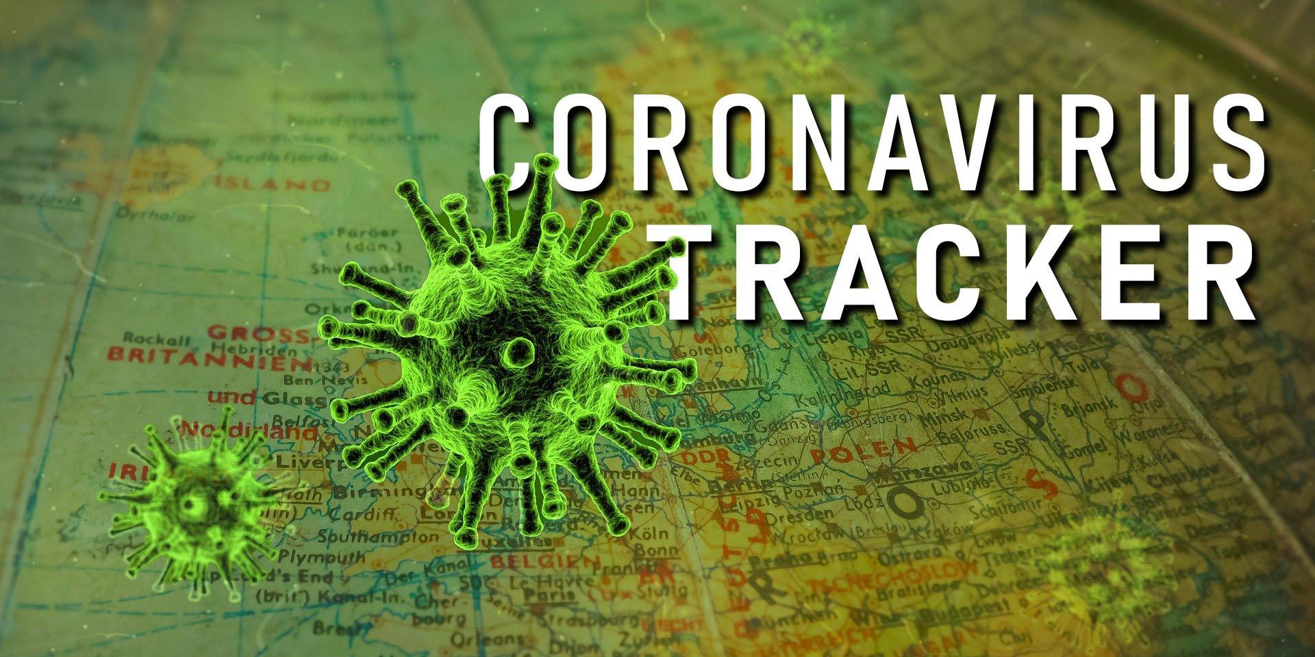 COVID-19 Coronavirus Tracker