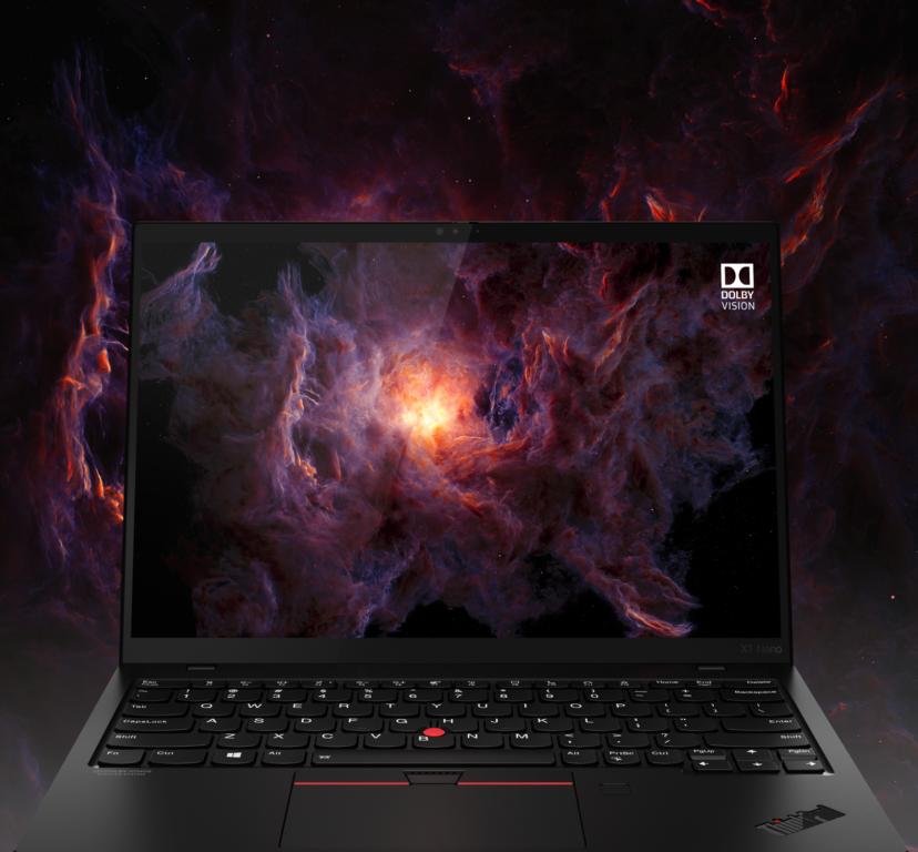 Lenovo ThinkPad X1 Nano voll cool mit Dolby Vision
