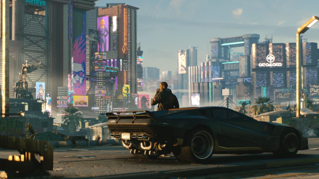 Screenshot von Cyberpunk 2077
