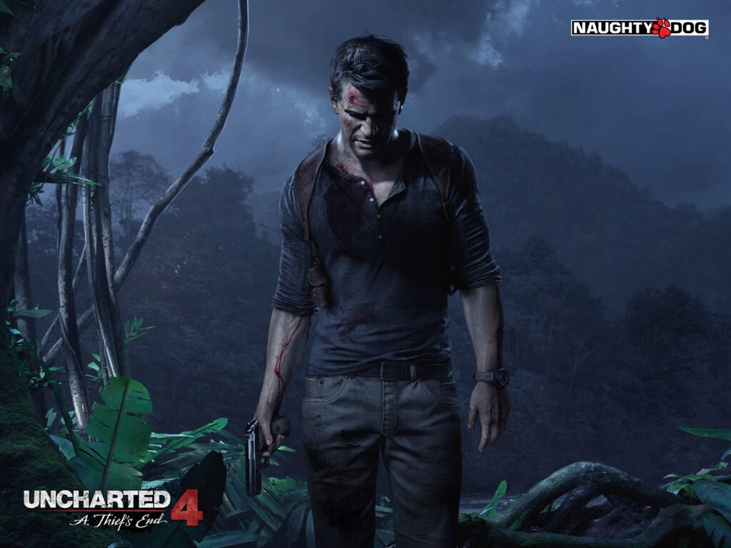 Uncharted 4 E3-Pressefoto