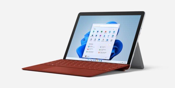 Surface Go 3 vorgestellt: Microsoft verbessert CPU und Laufzeit