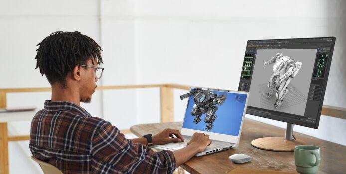 Acer ConceptD 7 SpatialLabs Edition für 3D-Entwickler vorgestellt